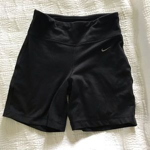 Nike Dri-fit bike shorts